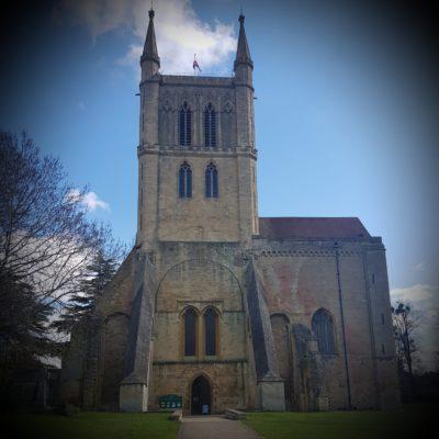 Historic Pershore Abbey