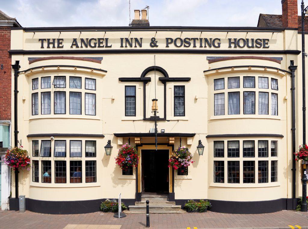 External Image of Angel Hotel