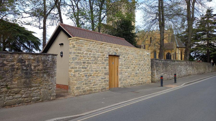 Church Walk Toilets