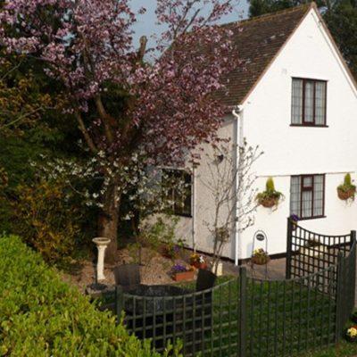 Exterior Garth Cottage