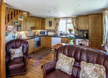 Hillside Cottage Kitchen