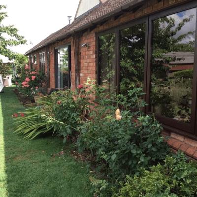 Nightingale Farm Garden