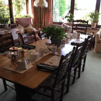 Nightingale Farm Breakfast Room