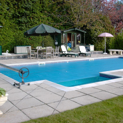 Garth Cottage Swimming Pool
