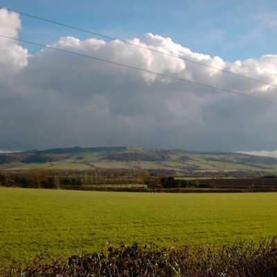 Garth Cottage View