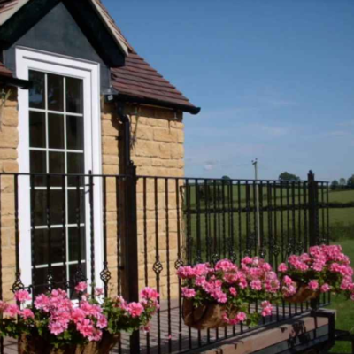 Hillside Cottage View