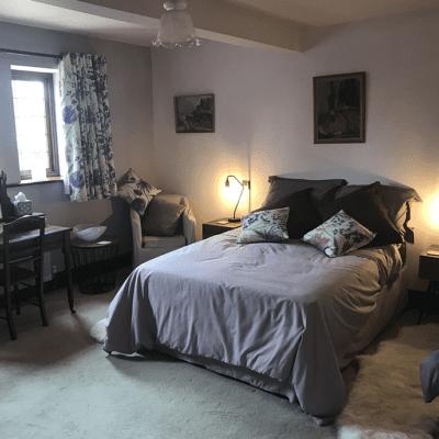 Nightingale Farm Bedroom
