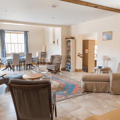 Seaford Farm Living Space