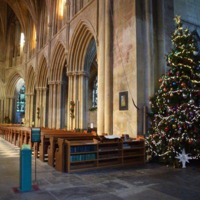 Abbey Christmas Tree