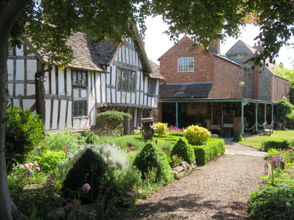 Almonry Garden