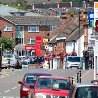 High Street Northern View