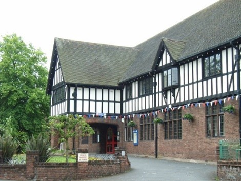 St Richards House Droitwich