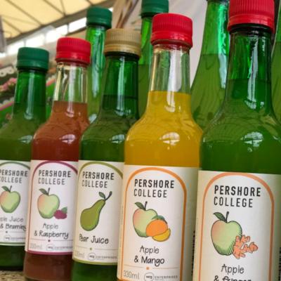 Pershore College Juices