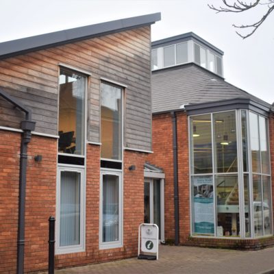 Pershore Library