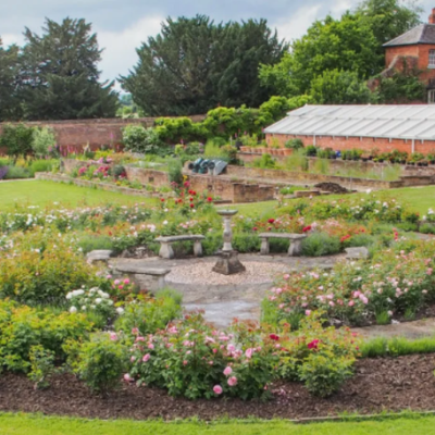 Walled Gardens at Croome