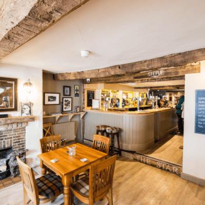 The Star Inn Bar