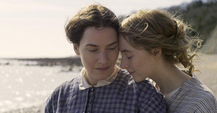 Kate Winslet And Saoirse Ronan