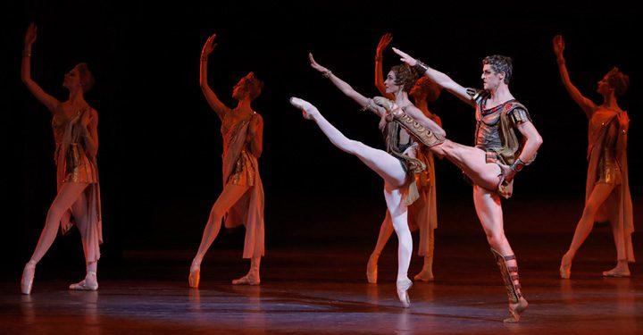 Bolshoi Ballet performing Spartacus