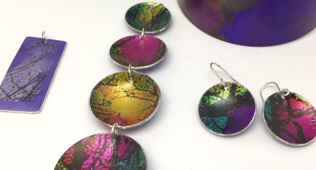 Examples Of Anodized Jewellery