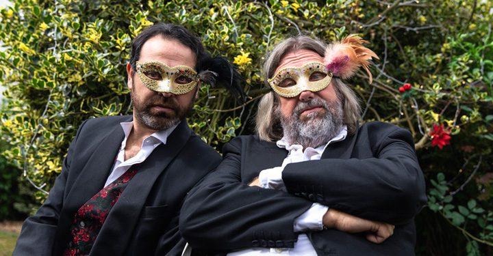 Paul Sartin And Paul Hutchinson