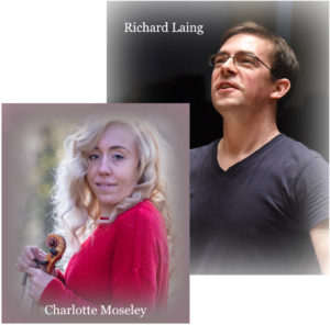 Richard and Charlotte