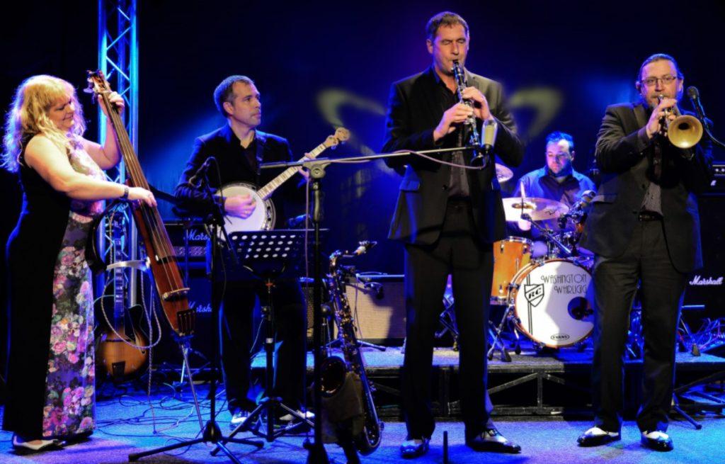 Washington Whirligig Band