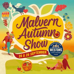 Malvern Autumn Show Poster