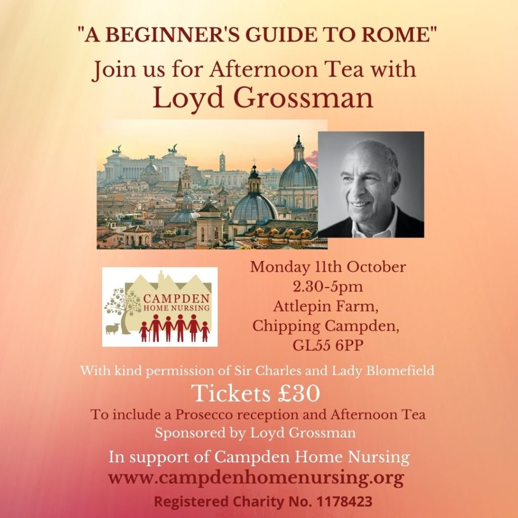 Post For Talk On Beginner's Guide To Rome